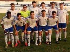 Torry matchday squad v Villajoyosa