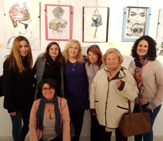 """Garrucha's """"Amigos De La Pintura"""" Exhibit In Mojácar Until The New Year"""