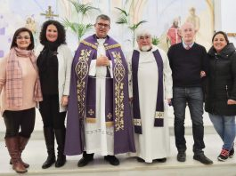 Mojácar's Catholic And Anglican Churches Join Together For Christmas Carols And The Nine Lessons