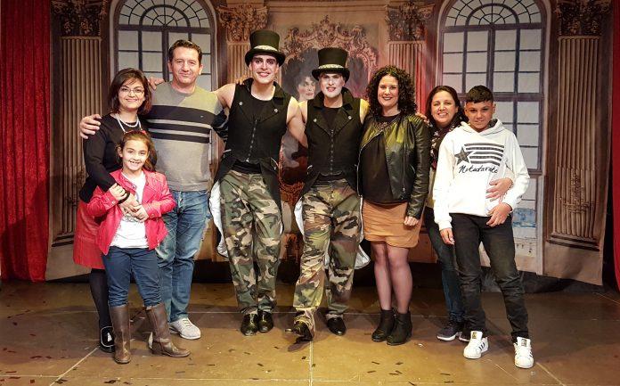 Mojácar's Theatre Season Comes To An End
