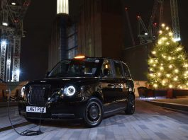 All Hail the New Tx Ecity London Taxi - The world's most advanced Electric Taxi is ready for Londoners