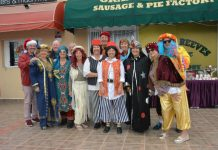 Rojales Pantomime group