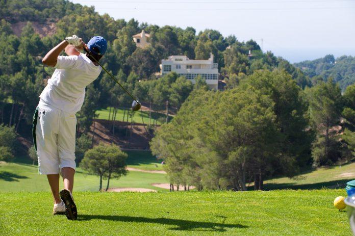'Mike Probert talks Golf