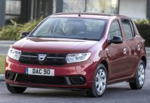 Dacia Sandero Is Car Dealer Magazine's 'Mid-Sized Used Car Of The Year' 2017