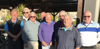 Eurogolf stableford attracts good turnout