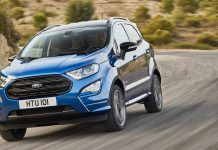 New Ford ECOSPORT SUV