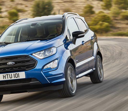 New Ford ECOSPORT SUV
