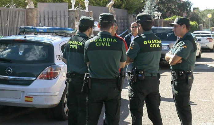 Judge releases nine civil guard officers on bail