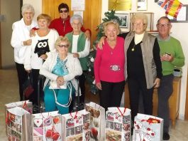 Lots Of Christmas Fayre From Age Concern
