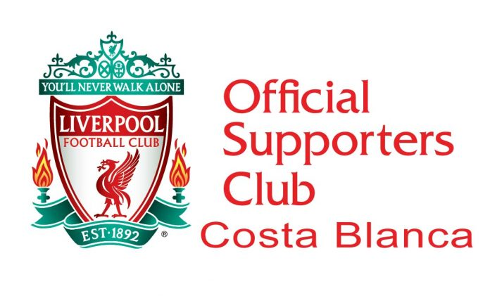 Attention all Liverpool Football Club supporters on the Costa Blanca