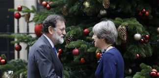 "Rajoy says that Spain and the UK will maintain their current ""wonderful relationship"" following Brexit"