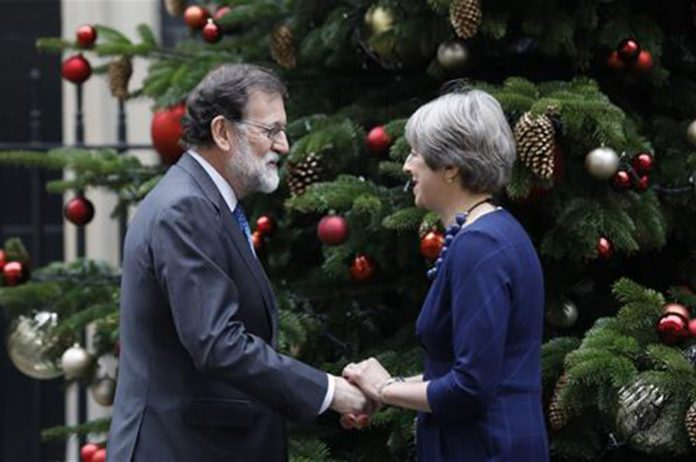 Rajoy says that Spain and the UK will maintain their current