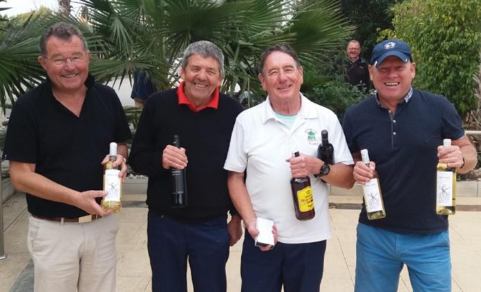 The two Bri(y)ans hold sway at El Plantio 2 Golf Society