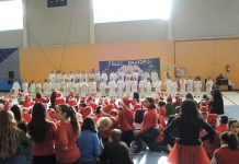 A Very International Christmas Concert At Mojácar's Bartolomé Flores School