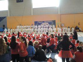 A Very International Christmas Concert At Mojácar's Bartolomé Flores School