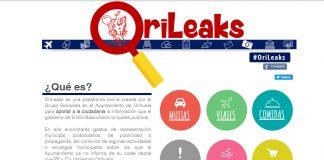 OriLeaks site reveals council secrets