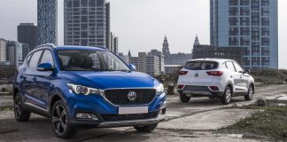 MG Top performing car brand in Britain