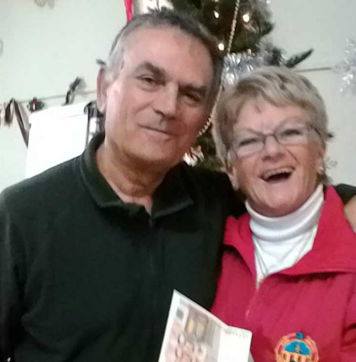 Our Christmas Appeal raised €310 for San Miguel Arcangels.