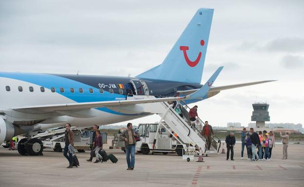 Murcia-San Javier Airport records 14 consecutive months of growth