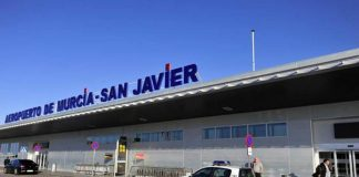 British woman assaults paramedics at San Javier Airport