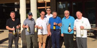 El Plantio 2 Golf Society Texas Scramble