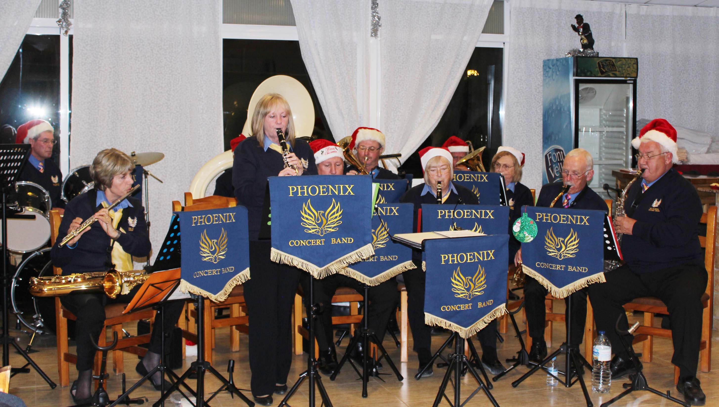 The Phoenix Concert Band