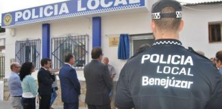 Improved uniforms and equipment for Benejúzar Local Police