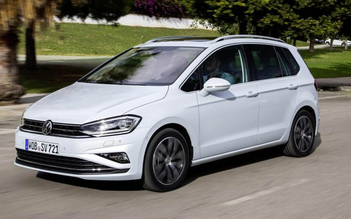 Updated Volkswagen Golf SV Offers Flexibility for all
