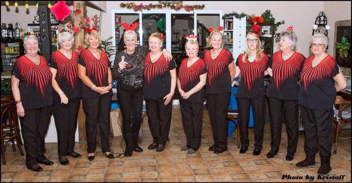 Christmas Fun with the Velvetones