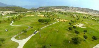 Mike Probert on Vistabella Golf