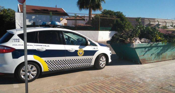 Local Police intensifies patrols