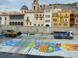 Water Confederation at odds with Orihuela council
