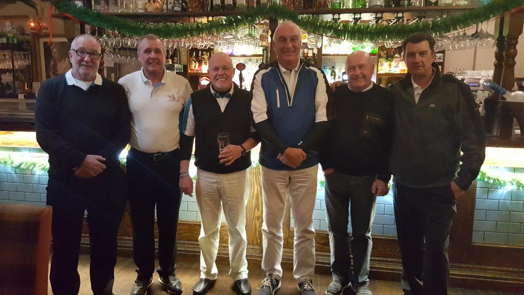 The Med Bar Golf Society, El Raso,