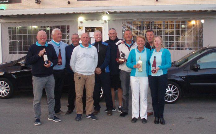 Rubys Golf Society