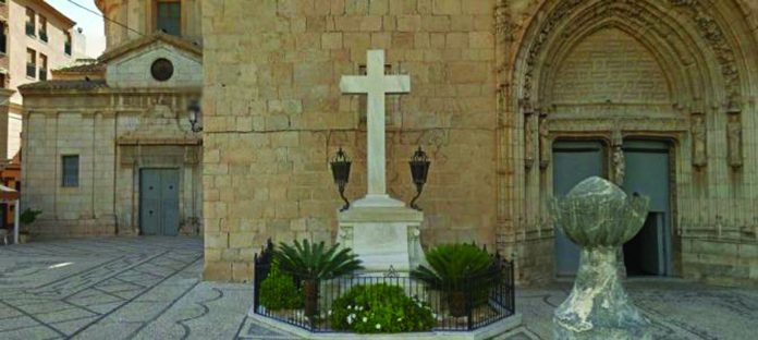 Courts approve transfer of Cross of the Fallen