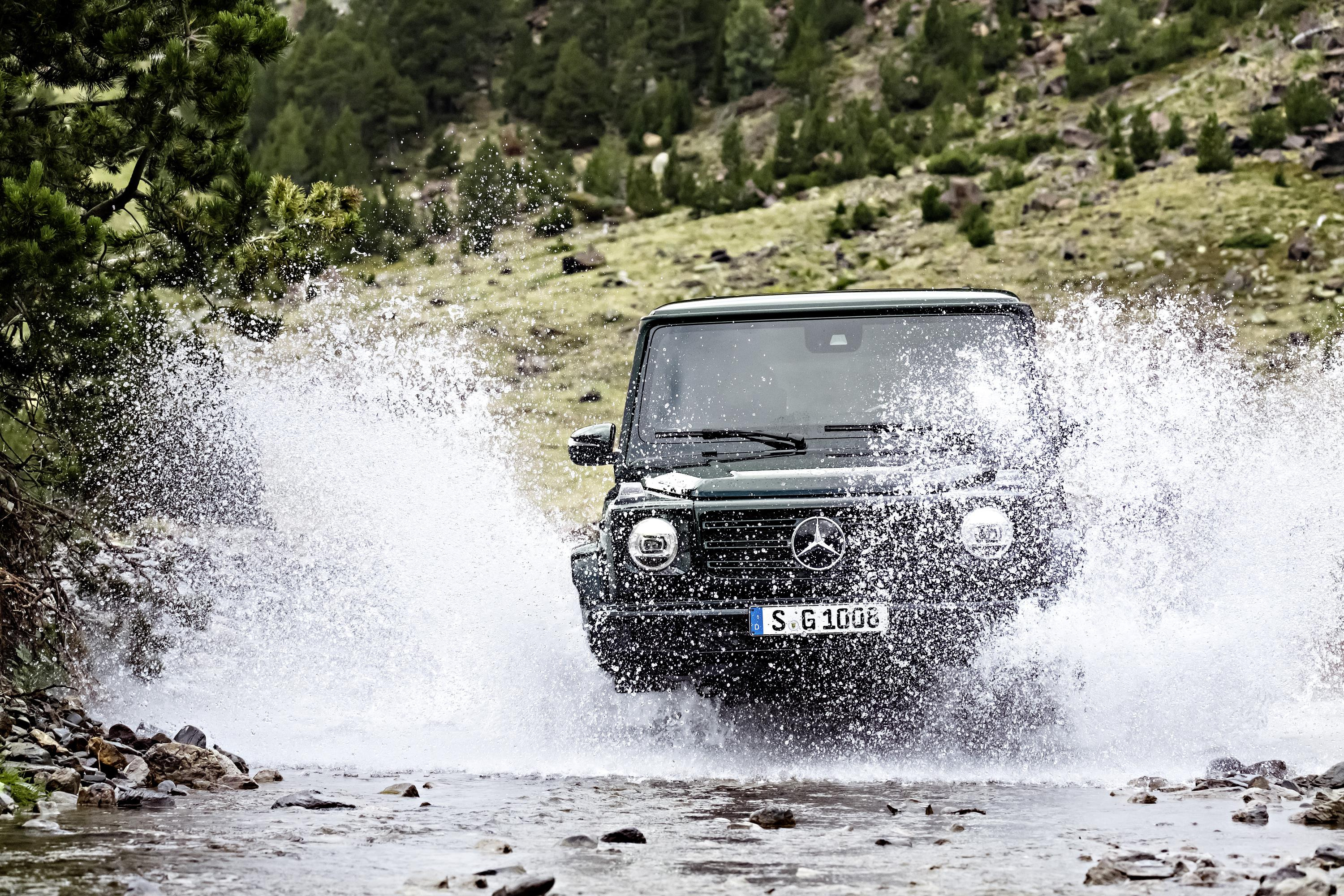 The New Mercedes Benz G Class The Leader Newspaper # Muebles Biturbo