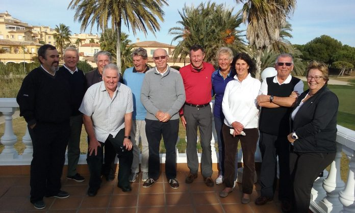 Into 2018 with Pego Golf Society