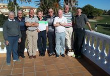 Pego Golf Society at Oliva Nova Golf Club