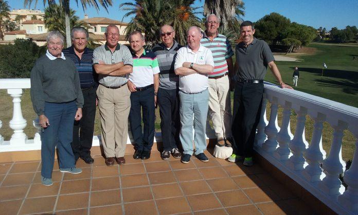 Pego Golf Society at Oliva Nova Golf Club
