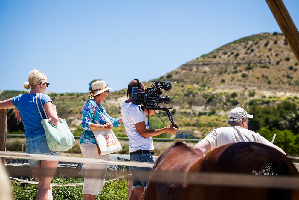 The Easy Horse Care Centre will be featured in the first episode of season three, launching next Thursday.
