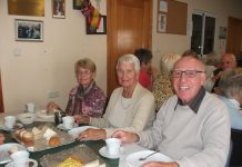 Age Concern Celebrates 3 Kings Day.