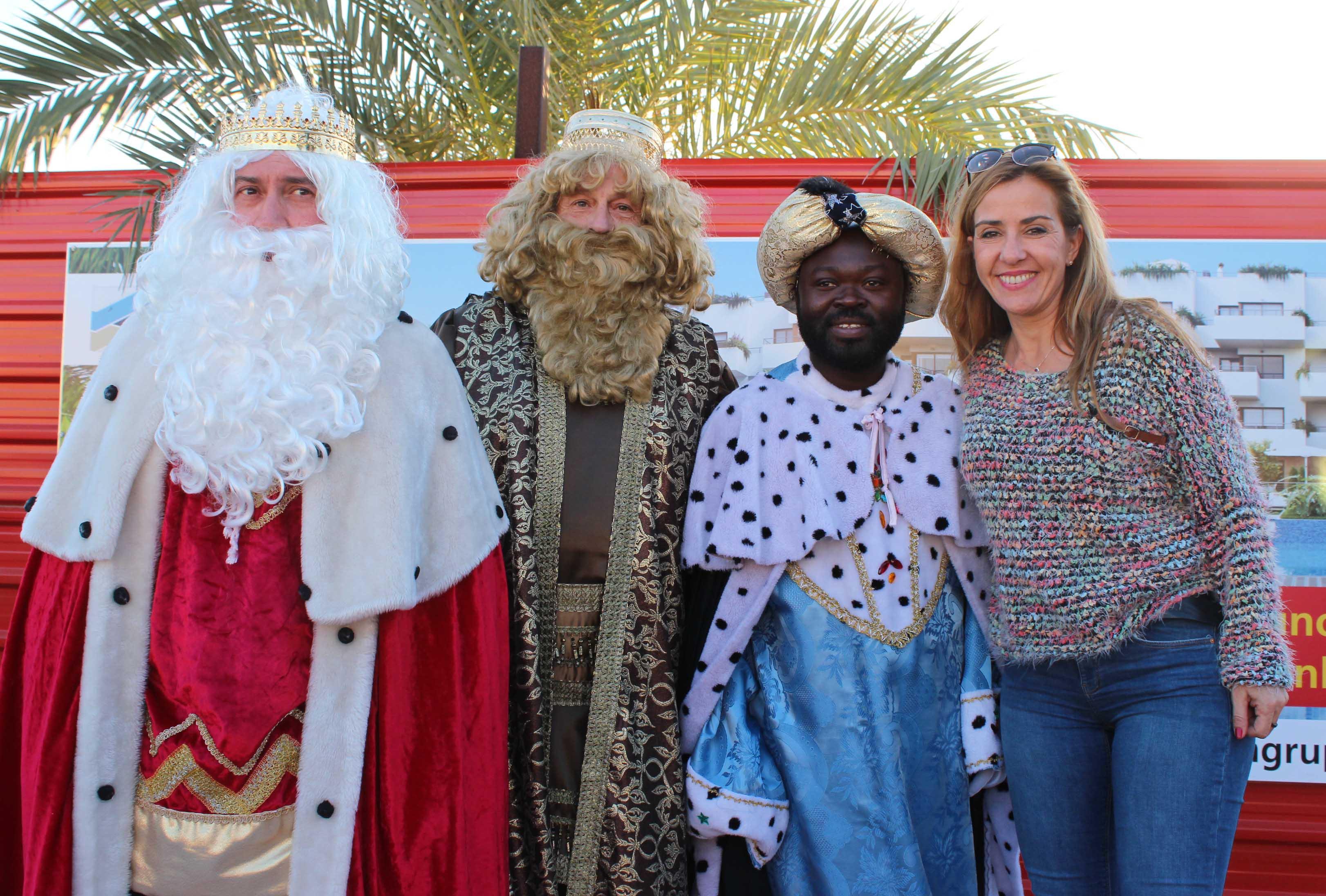 Three Kings Parades outshine Santa over holiday period