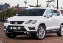 SEAT Sales Rocket In 2017