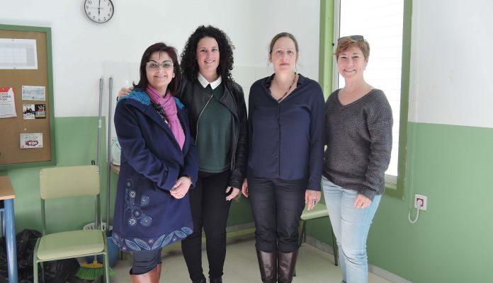 Contemporary Art Comes To Mojácar's Classrooms