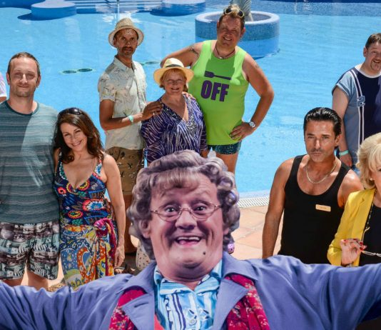 Series 10 of Benidorm set to return with TV legends