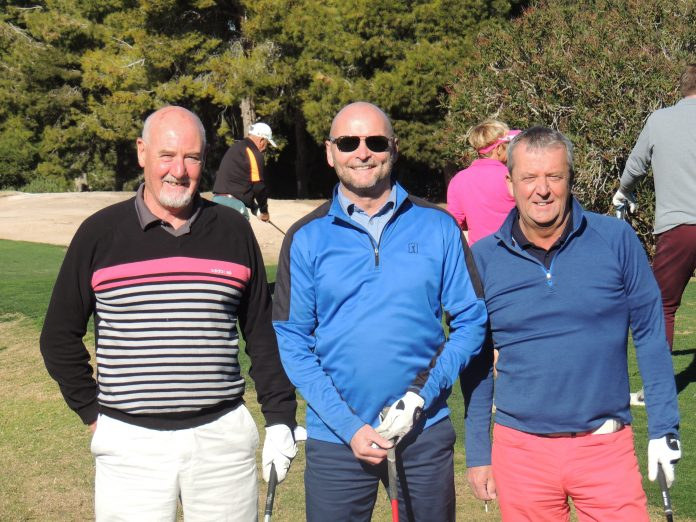 Another great turnout for The Plaza Golf Society