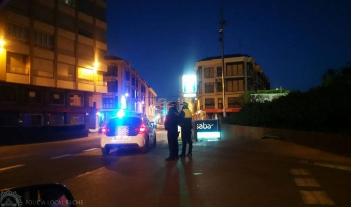 Algorfa mayor arrested for driving whilst triple the alcohol limit