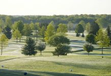 El Plantio Golf Society delay for frosty greens