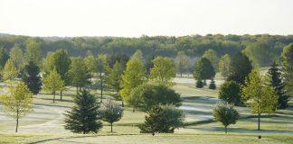 El Plantio Golf Society delay for frosty greens