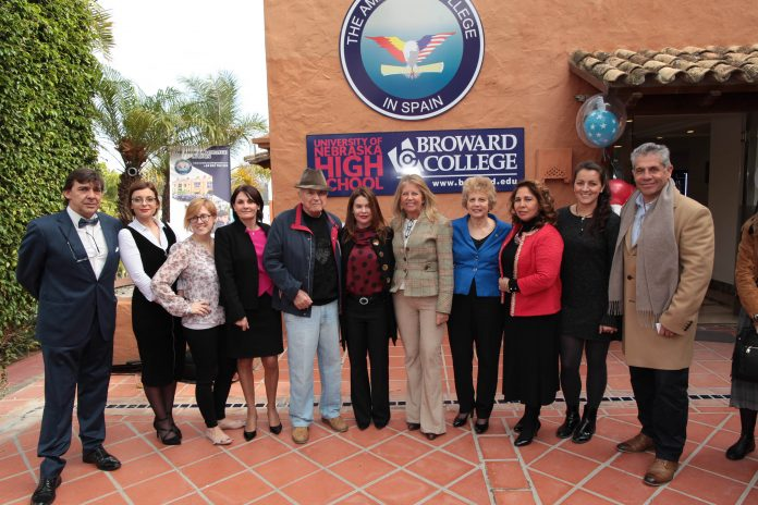 Presentation of the First Fully Accredited American High School On The Costa Del Sol